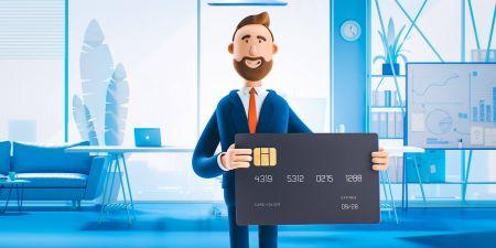 ExpertOptionの入金方法-ExpertOptionアカウントに入金する方法