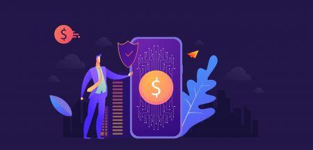 ExpertOptionでログインしてお金を入金する方法