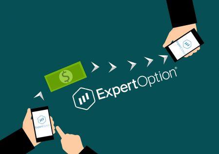 ExpertOptionからお金を引き出す方法