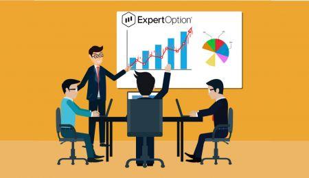 2021年にExpertOption取引を開始する方法:初心者のためのステップバイステップガイド