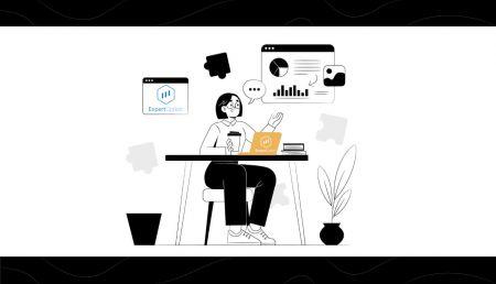 取引口座を開設してExpertOptionに登録する方法