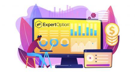 ExpertOptionでバイナリーオプションを取引する方法