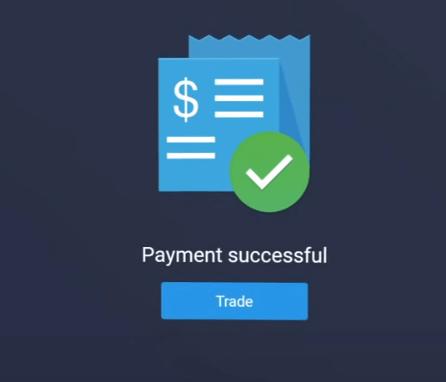 ExpertOptionでバイナリーオプションを預け入れて取引する方法