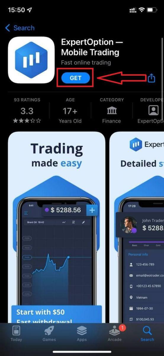 ExpertOptionで口座を開設してお金を引き出す方法